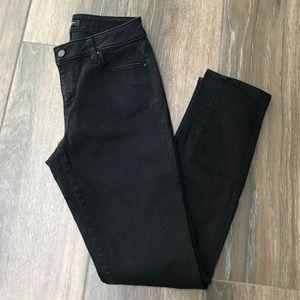 Ann Taylor Modern Skinny Curvy Fit Jeans SZ 4